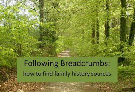 Following Breadcrumbs