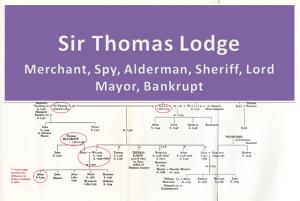 Sir Thomas Lodge