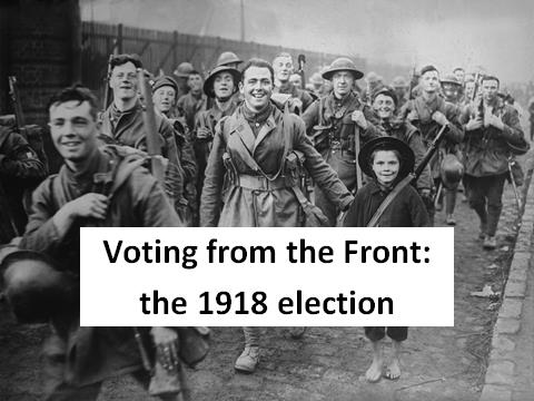 voting from the front